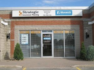 Strategic Investment Planning 74 Cedar Point Dr Unit 1008 Barrie ON L4N 5T3 705-798-2105