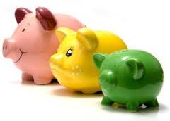 # 3 piggys