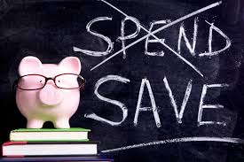 # spend save piggy
